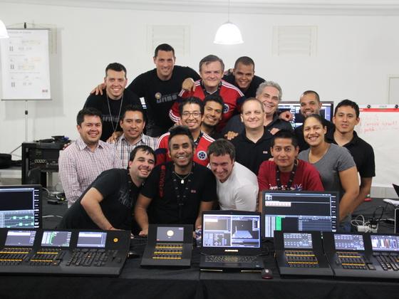 MA distributor meeting in Brasil